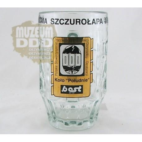 KUFEL PAMIĄTKA SPOTKANIA KARCZMA SZCZUROŁAPA 2000