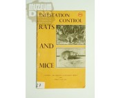INFESTATION CONTROL RATS AND MICE