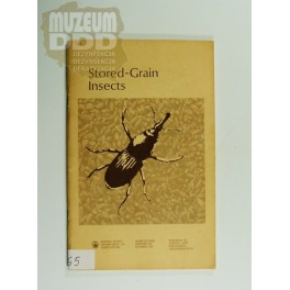 STORED GRAIN INSECTS 1978/1979