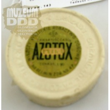 AZOTOX EXTRA PYLISTY PREPARAT OWADOBÓJCZY  ZAWIERAJĄCY DDT
