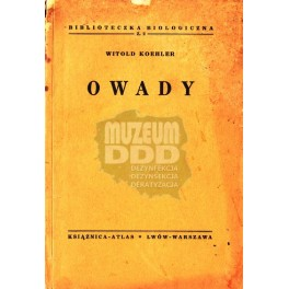 OWADY autor Witold Koehler